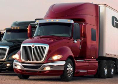 Gina Logistic Corp